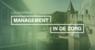 Collegereeks Management in de zorg | 8 september 2020