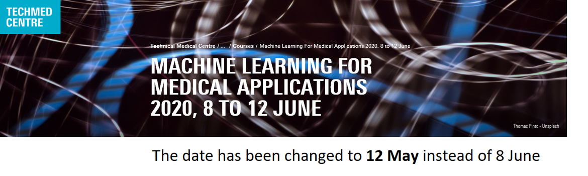 TechMed Machine Learning