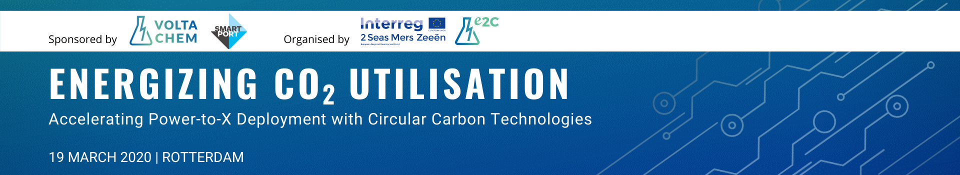 "E2C Stakeholder Event - ""Energizing CO2 Utilisation"""