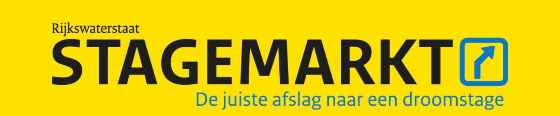 Rijkswaterstaat stagemarkt april 2020