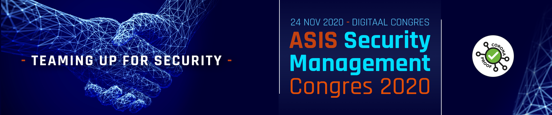 ASIS Security Management Congres 2020