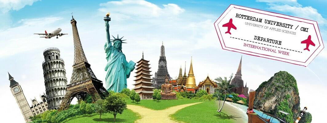 International Week Communication Studies 2020 (year 2)