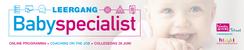 Leergang de Babyspecialist | 26 juni 2020