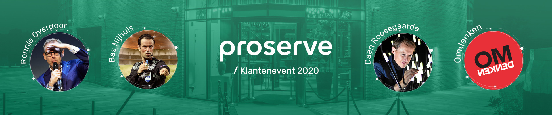 Proserve klantenevent 2020