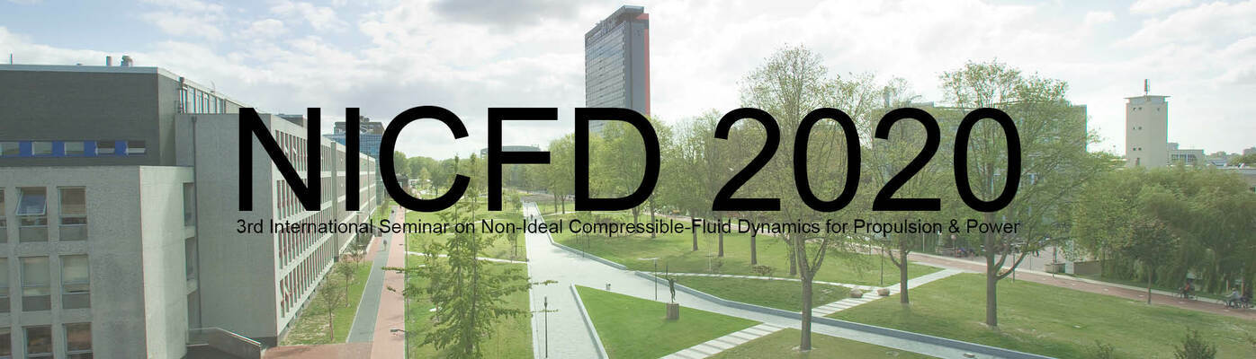 International Seminar on Non-Ideal Compressible-Fluid Dynamics for Propulsion & Power (NICFD2020)