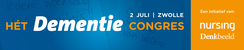 Hét Dementie Congres   2 juli 2020