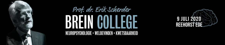 Brein College - Prof. dr. Erik Scherder | 5 juni 2020