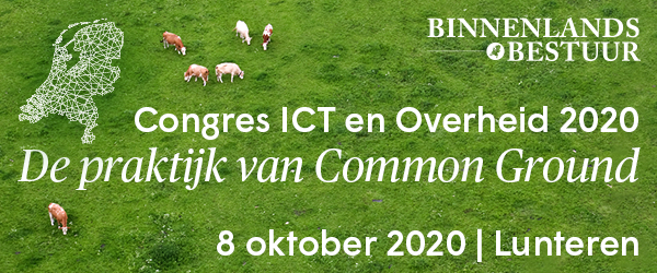 Congres ICT & Overheid 2020
