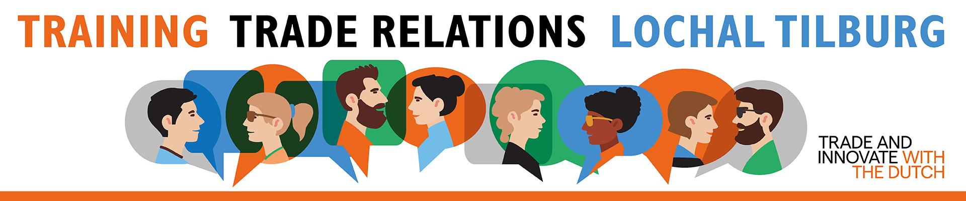 Training Trade Relations - Lochal Tilburg