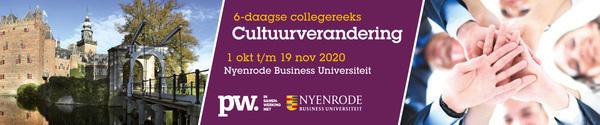 Nyenrode Cultuurverandering 2020 Najaar