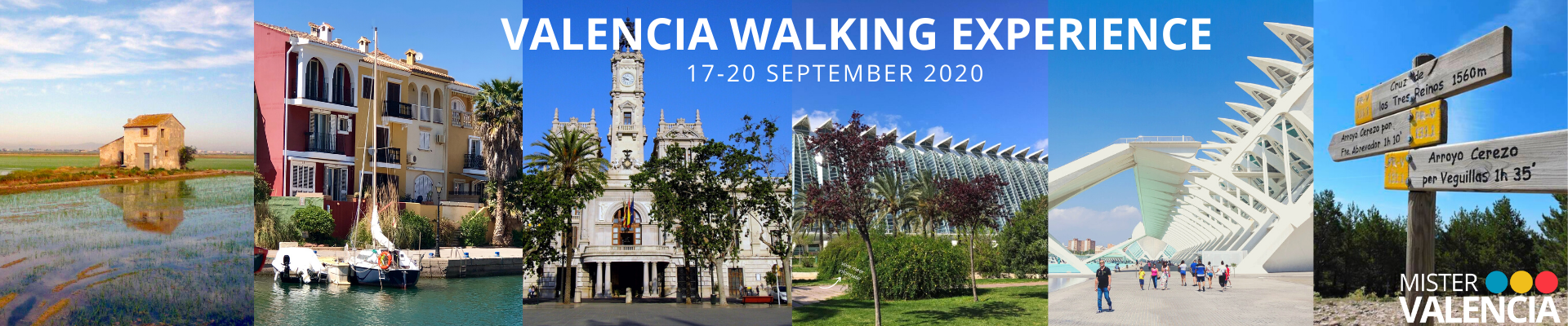 Valencia Walking Experience Sept 2020