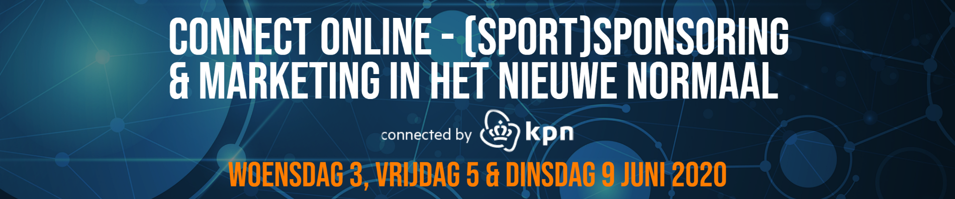 Connect online – (sport)sponsoring & marketing in het nieuwe normaal