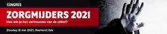 Congres Zorgmijders | 18 mei 2021