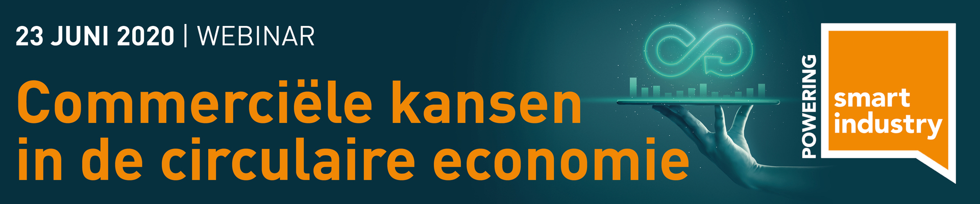 Webinar Commerciële Kansen in de Circulaire Economie
