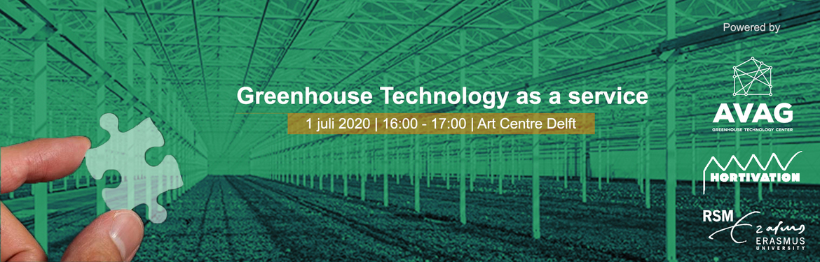 Greenhouse Technology as a service