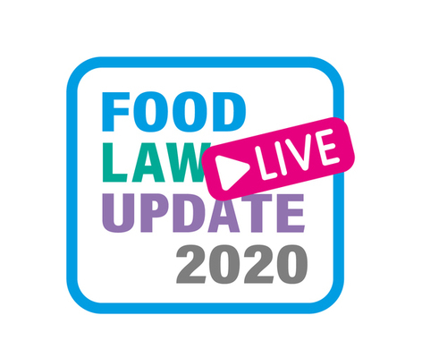 Food Law Update II 2020