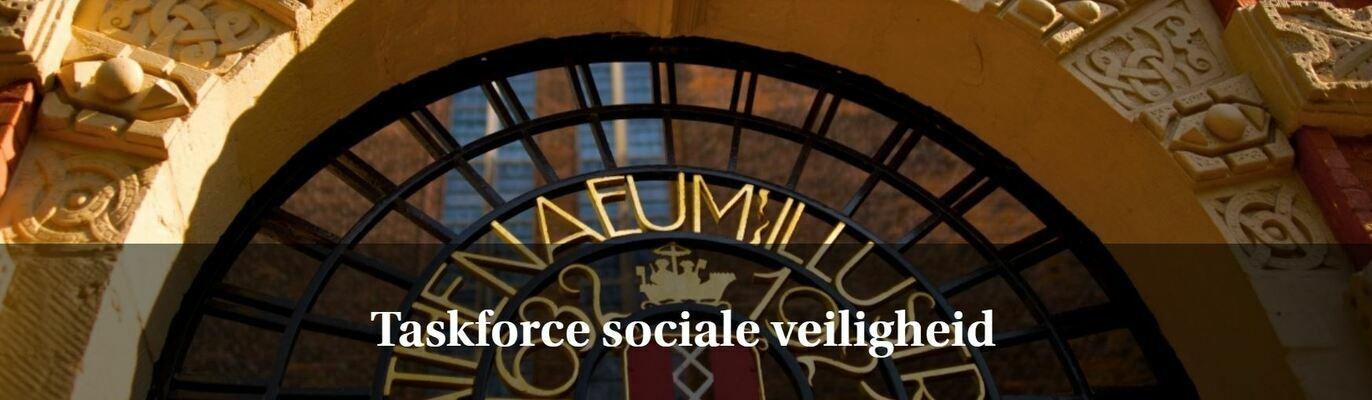 Taskforce Sociale Veiligheid