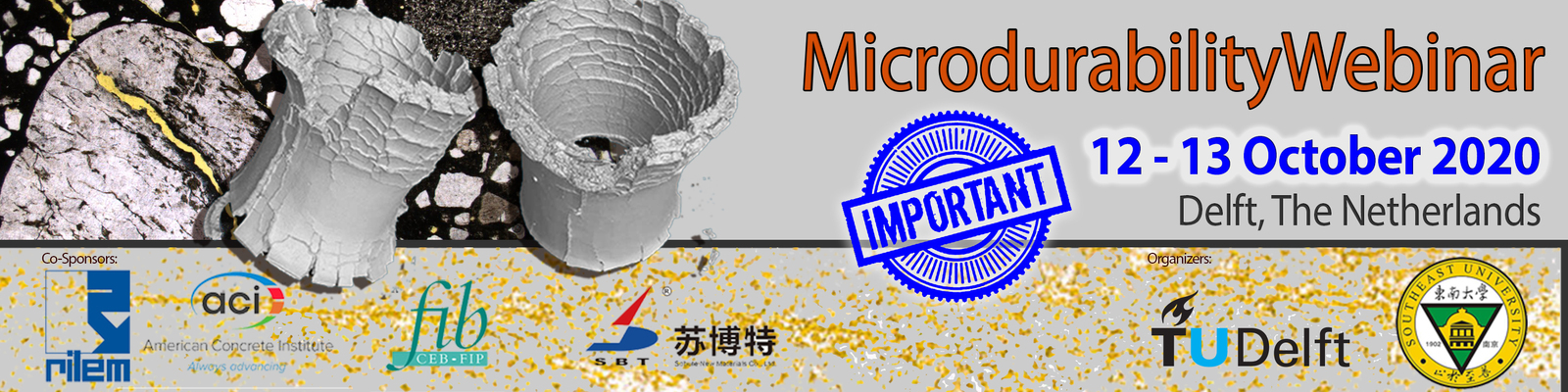 Virtual Event Microdurability2020 12&13 October 2020