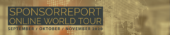 Sponsorreport Online World Tour