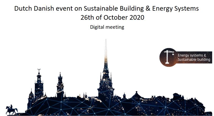 Dutch-Danish Sustainable Building Event - Digital
