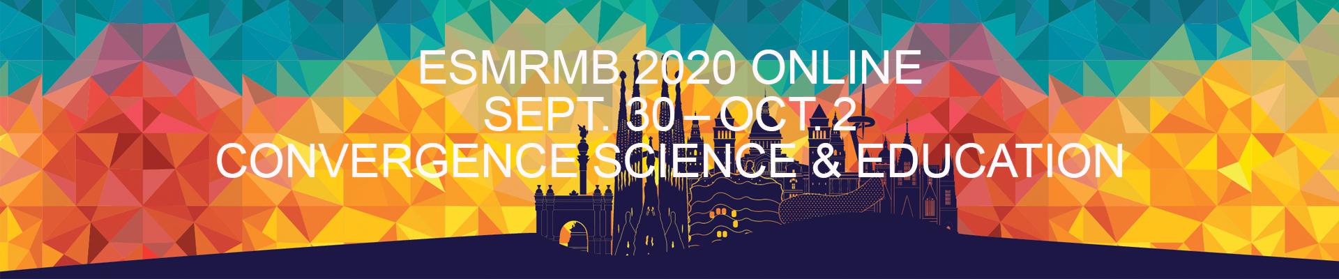 ESMRMB 2020 Online