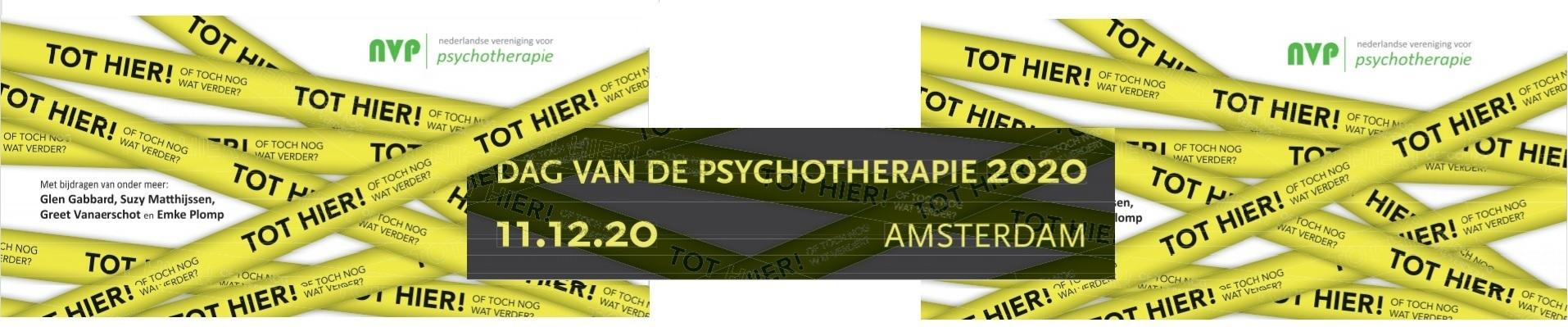 Dag van de Psychotherapie 2020
