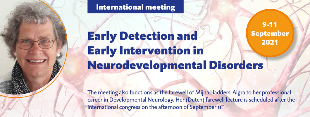 Early Detection and Early Intervention in Neurodevelopmental Disorders