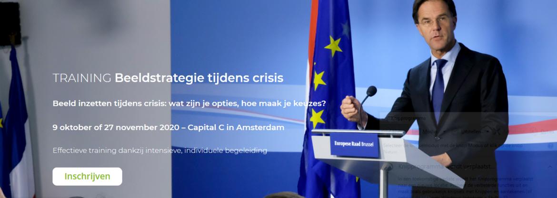 Beeldstrategie tijdens crisis