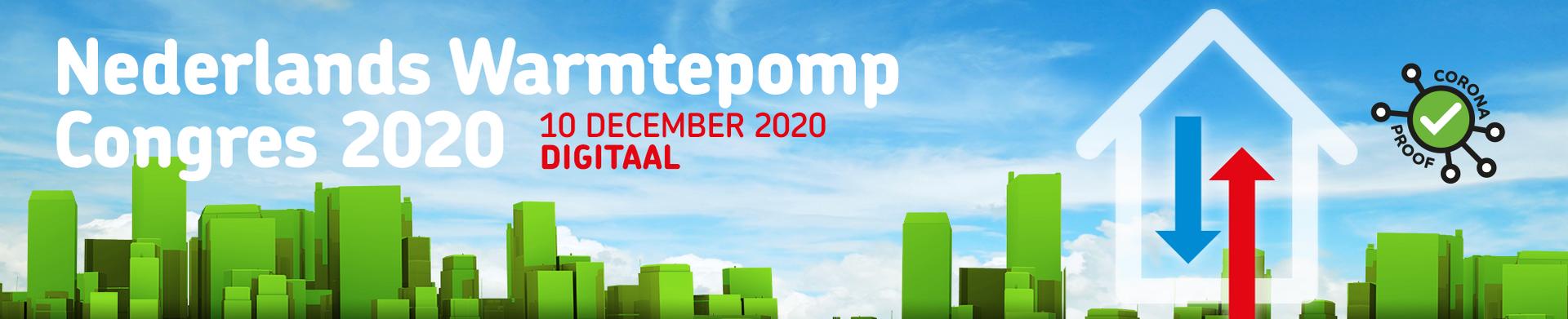 Het Nederlands Warmtepomp online congres 2020