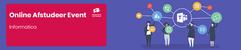Online Afstudeer Event Informatica 2020 | Inschrijven studenten