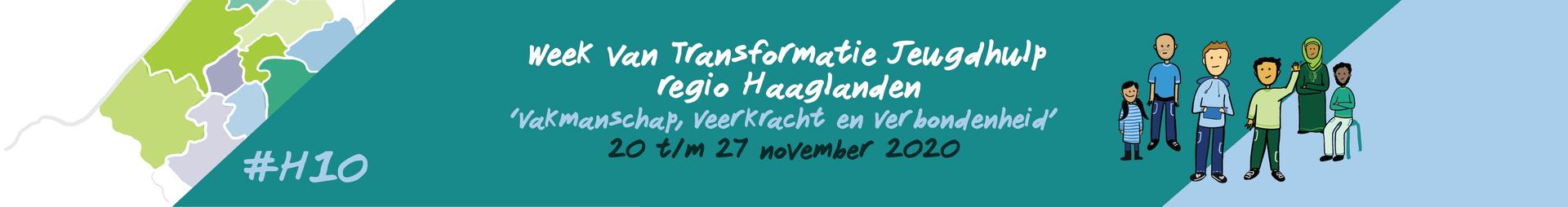 De Week van de Transformatie Jeugdhulp Haaglanden