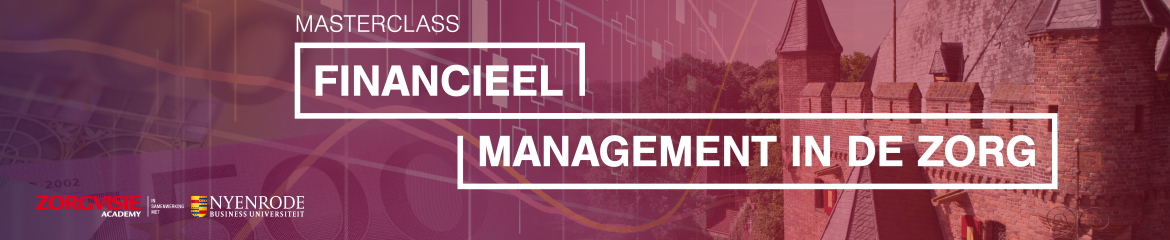 Masterclass Financieel management in de zorg | 18 mei 2021
