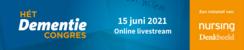 Hét Dementie Congres | 15 juni 2021