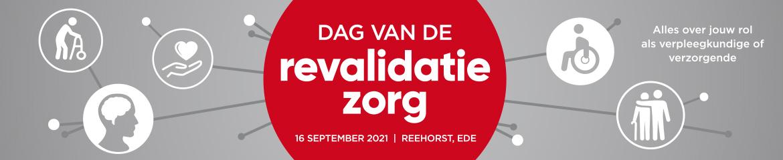 Dag van de Revalidatiezorg   16 september 2021