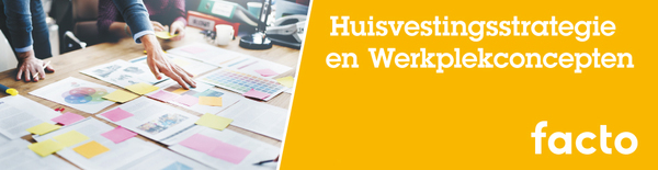 Facto - Huisvestingsstrategie en Werkplekconcepten 2021, 21 januari 2021