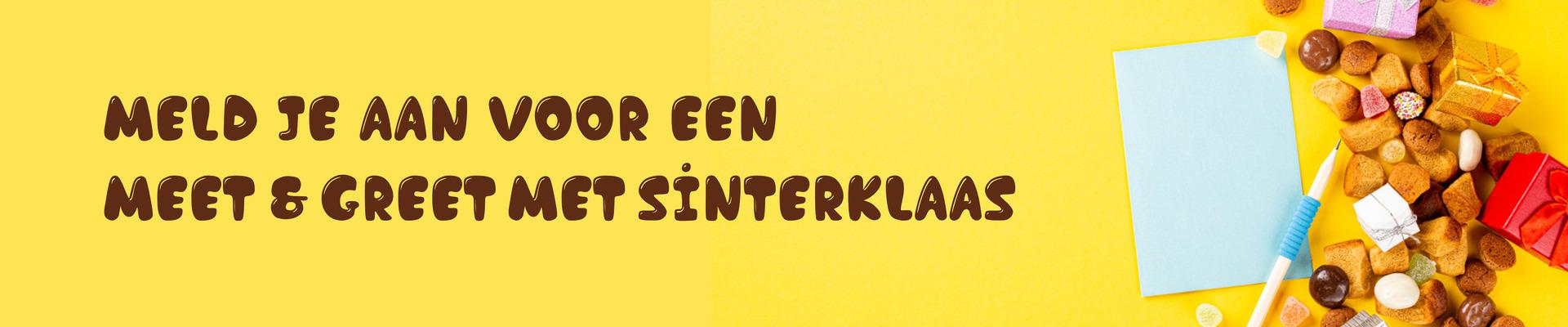 Sinterklaas Meet & Greet