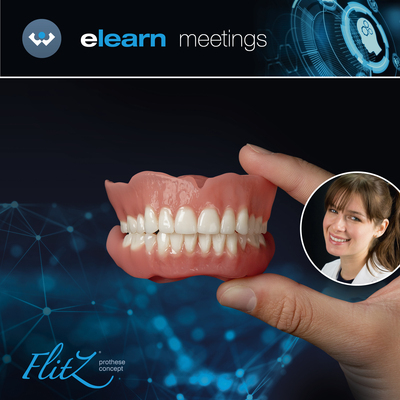 "Elearn: ""Digital denture workflow using an Intra Oral Scanner"""