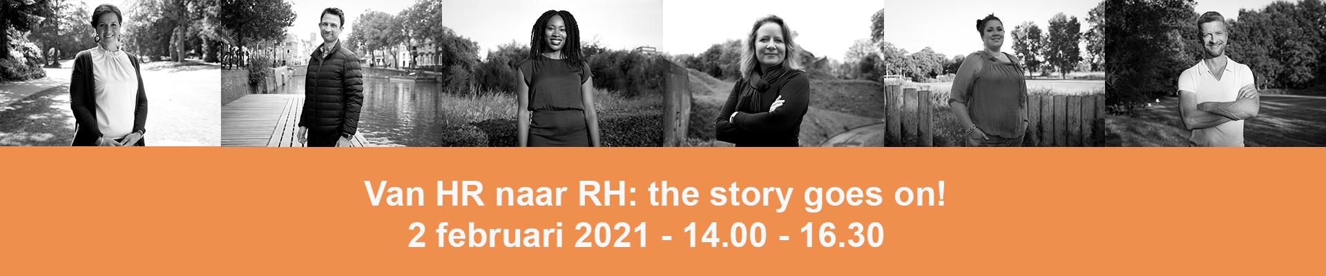 eelloo - Van HR naar RH: the story goes on!