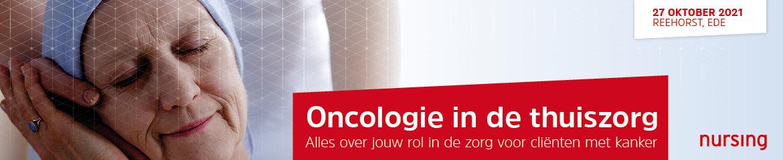 Nursing congres Oncologie in de thuiszorg | 27 oktober 2021