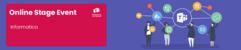 Online Stage Event Informatica 2021 | Aanmelden bedrijven