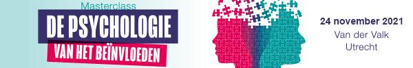De Psychologie van het Beïnvloeden | 16 juni 2021