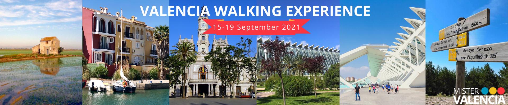 Valencia Walking Experience Sept 2021 (English)