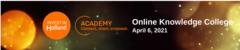 Knowledge College April 6th, 2021