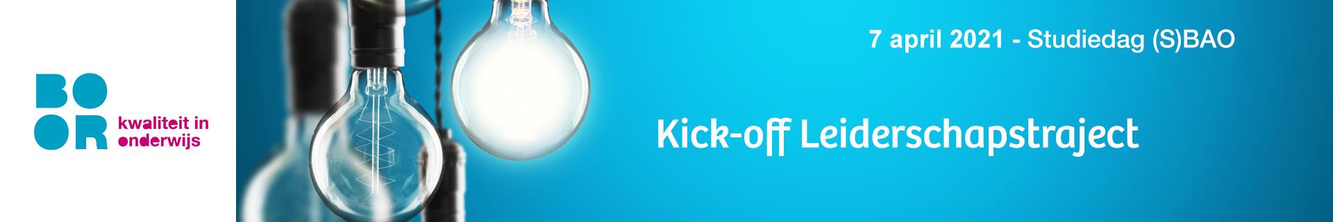 Kick-off Leiderschapstraject