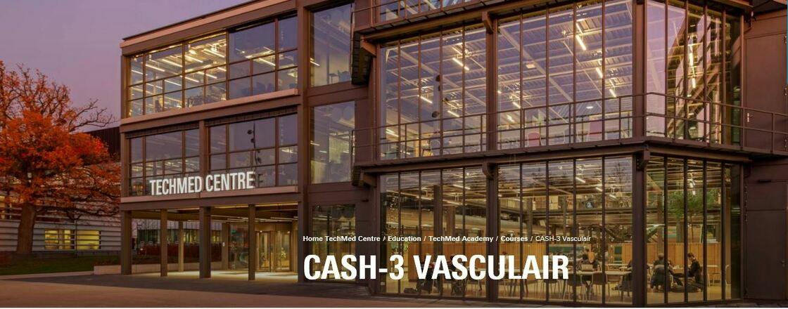 CASH-3 Vasculair 2020 Zesdejaars
