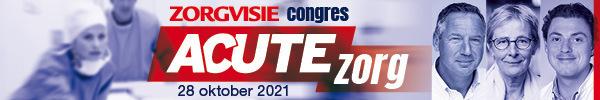 Congres Acute zorg   28 oktober 2021