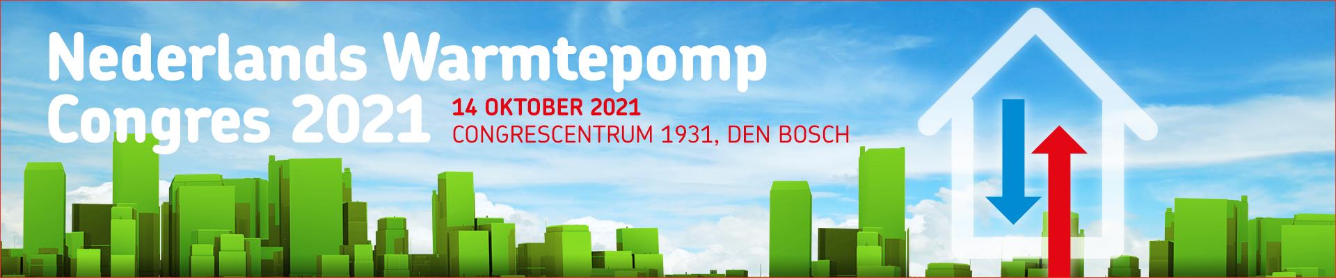 Nederlands warmtepomp congres 2021