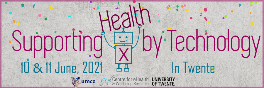 Supporting Health by Technology 2021 (group)