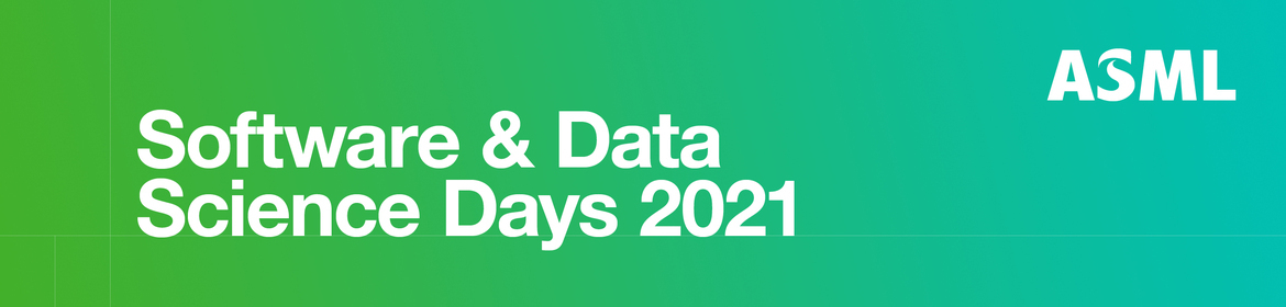 ASML Software & Data Science Days