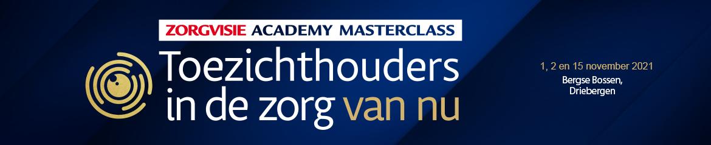 Masterclass Toezichthouders in de zorg van nu   1,2 en 15 november 2021